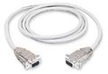 DB9 Null-Modem Cable+